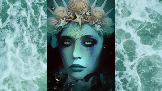 Morská panna a minulý život