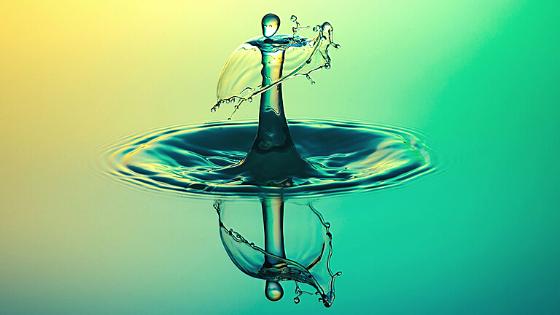 Voda nad vodou