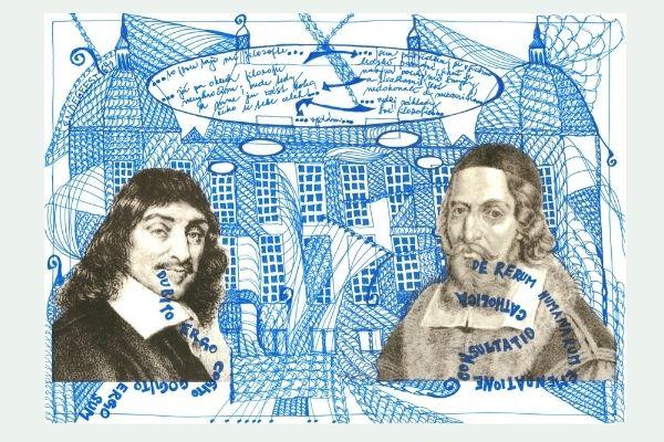 Jan Amos Komenský, René Descartes a jejich láska k rozumu